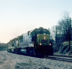 CSX 8514 Westbound